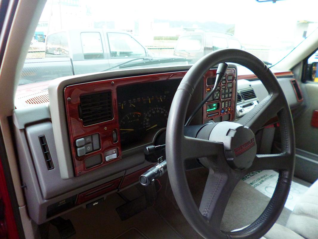 シボレー C-1500 EXキャブ STEP SIDE