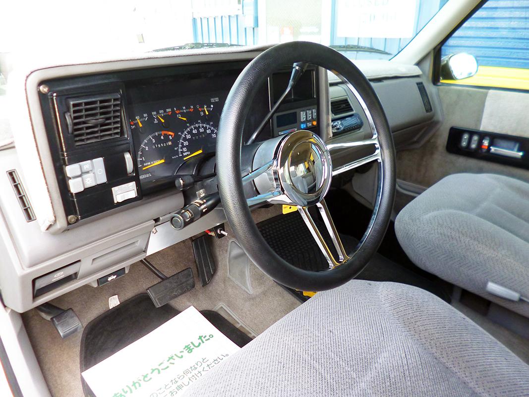 シボレー C-1500 EXキャブ キャデラックフェイス